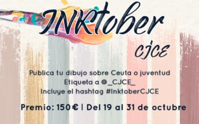 El Consejo de la Juventud lanza el concurso de dibujo Inktober CJCE