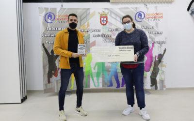 El CJCE entrega 2850 euros en premios a la juventud ceutí