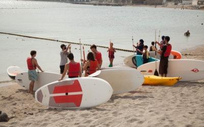 El CJCE oferta más de 80 plazas para actividades acuáticas durante la Semana de la Juventud